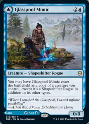 Glasspool Mimic / Glasspool Shore