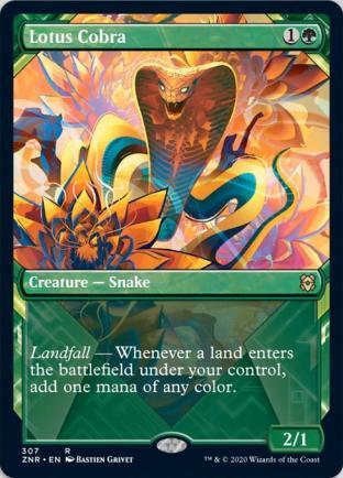 Showcase Lotus Cobra