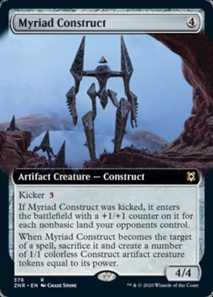 Extended Art Myriad Construct