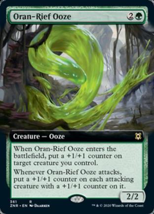 Extended Art Oran-Rief Ooze