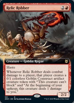 Extended Art Relic Robber