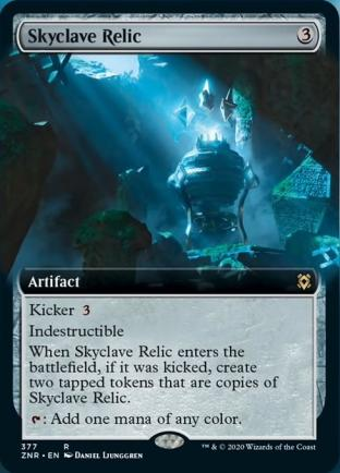 Extended Art Skyclave Relic