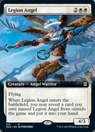 Extended Art Legion Angel