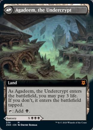 Agadeem, the Undercrypt (336)