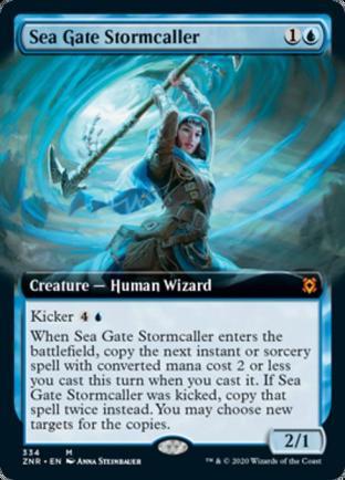 Extended Art Sea Gate Stormcaller
