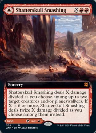 Extended Art Shatterskull Smashing / Shatterskull, The Hammer Pass
