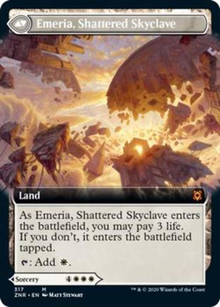 Emeria, Shattered Skyclave (317)