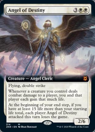 Extended Art Angel of Destiny