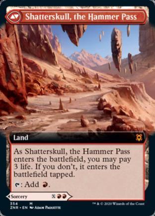 Shatterskull, the Hammer Pass (354)