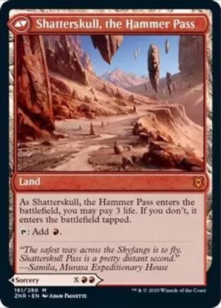 Shatterskull, the Hammer Pass (161)
