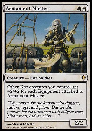 Armament Master