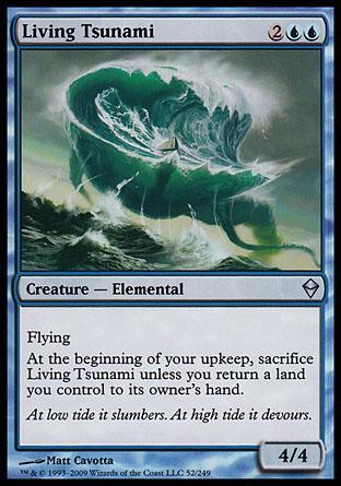 Living Tsunami