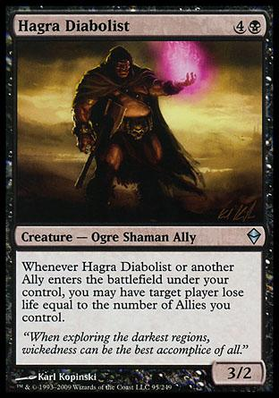 Hagra Diabolist