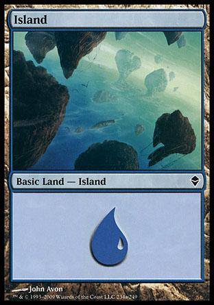 Island (254a)