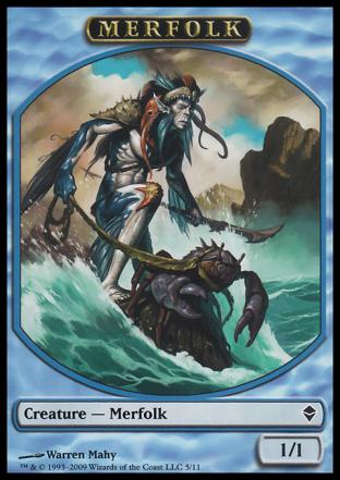 Merfolk (Token)
