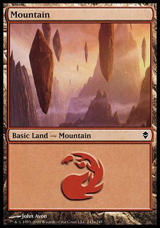 Mountain (242a)