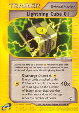 Lightning Cube 01