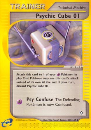 Psychic Cube 01