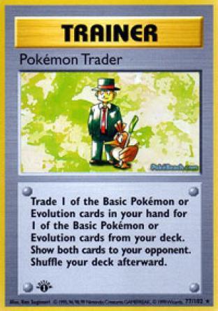 Pokemon Trader