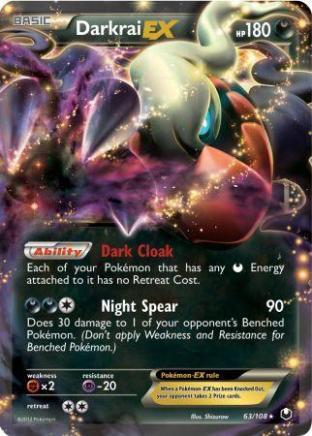 Darkrai EX