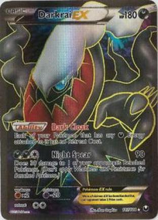 Darkrai EX (Full Art)