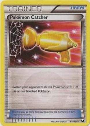 Pokemon Catcher (Gold Bordered)