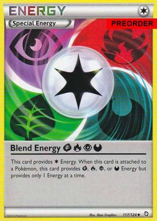 Blend Energy GFPD