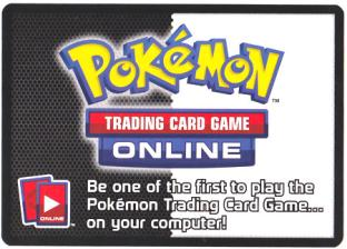Pokemon Black and White TCG Online Code Card (Worth 1 Digital Booster Pack)