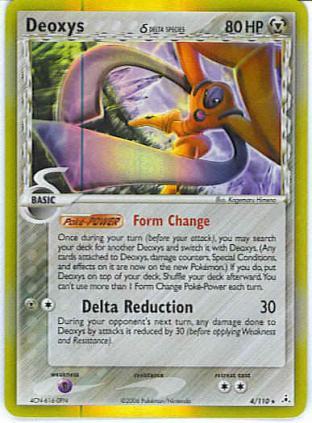 Deoxys 'Delta'