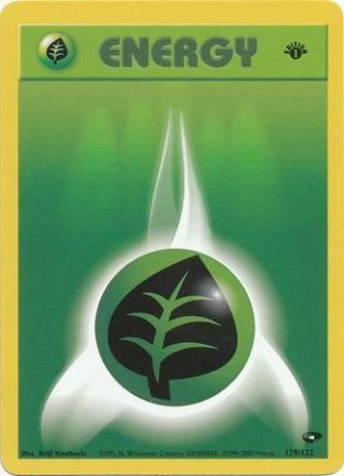 Grass Energy