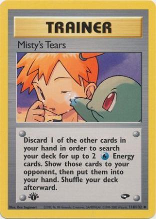 Misty's Tears