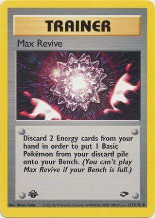 Max Revive