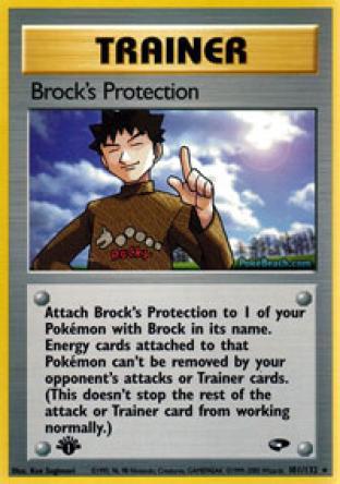 Brock's Protection