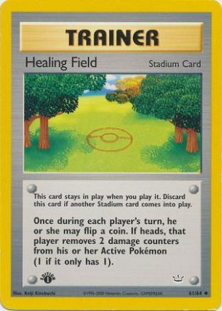 Healing Field