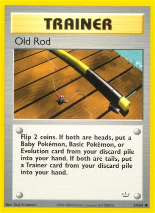 Old Rod