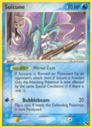 Suicune (Holo)