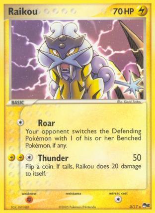 Raikou (Non-Foil)