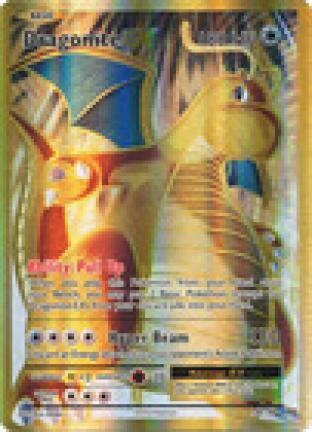 Dragonite EX (Full Art)