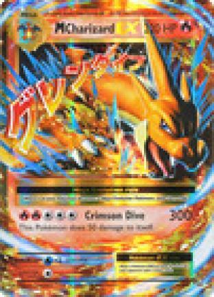 Mega Charizard EX (Full Art)