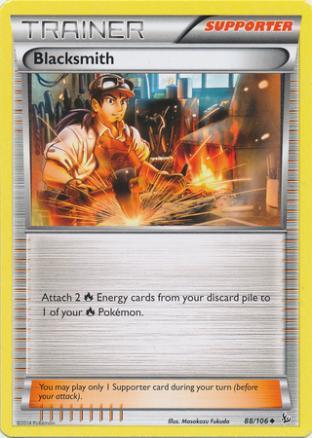 Blacksmith (Non-Foil)