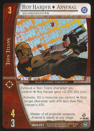 Roy Harper - Arsenal,  Sharpshooter