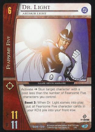 Dr. Light,  Arthur Light