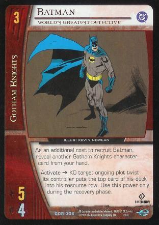 Batman,  World's Greatest Detective