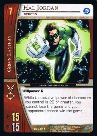 Hal Jordan, Reborn