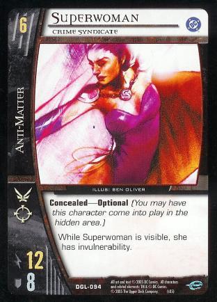 Superwoman, Crime Syndicate