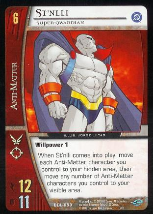 St'nlli, Super-Qwardian