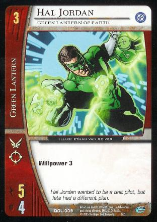 Hal Jordan, Green Lantern of Earth