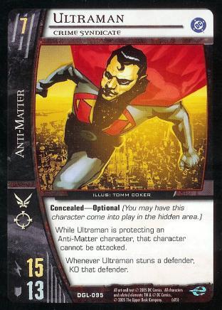Ultraman, Crime Syndicate