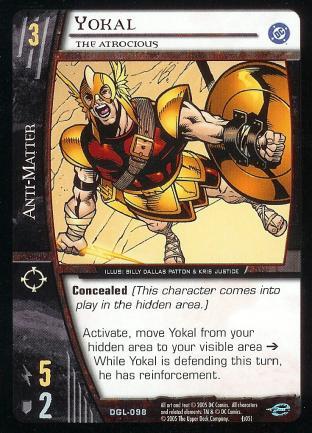 Yokal, The Atrocious
