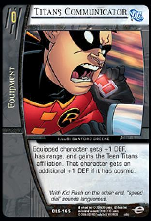 Titans Communicator